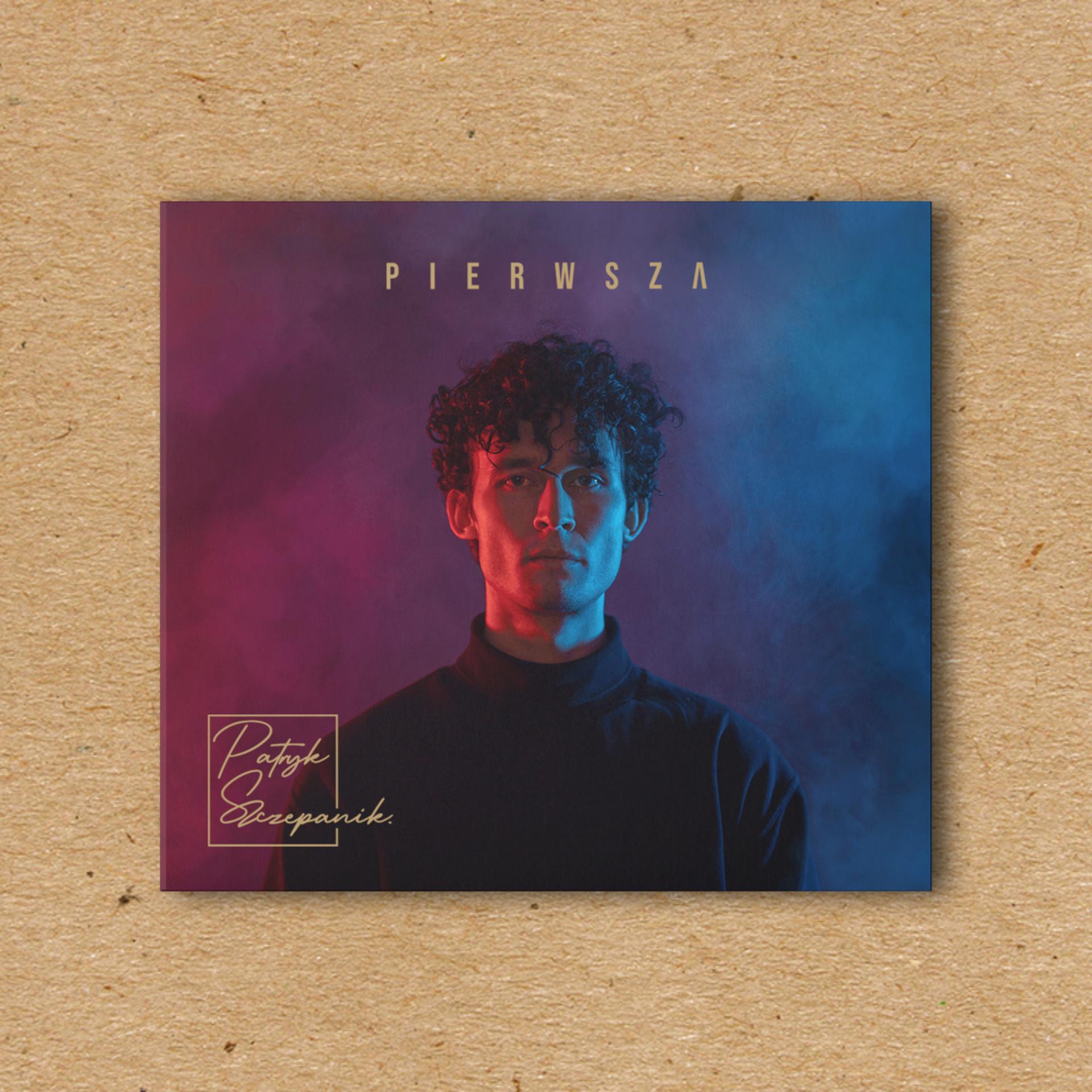 Patryk Szczepanik - PIERWSZA - album CD | Popcorn Records